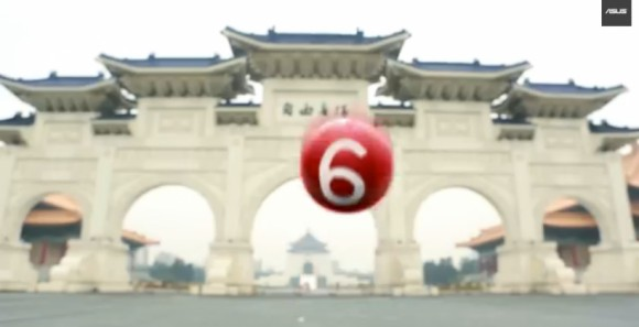 ASUS покажет три новых смартфона на шоу CES 2014