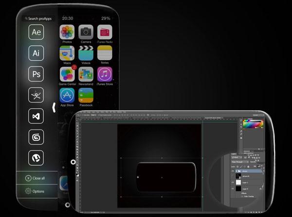 Apple iPhone Pro: концепт для разработчиков и просто гиков