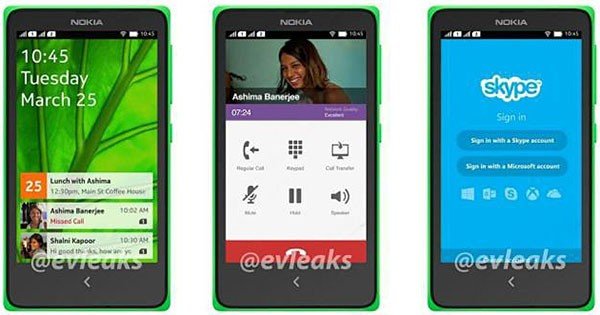 Смартфон Nokia X обрастает подробностями