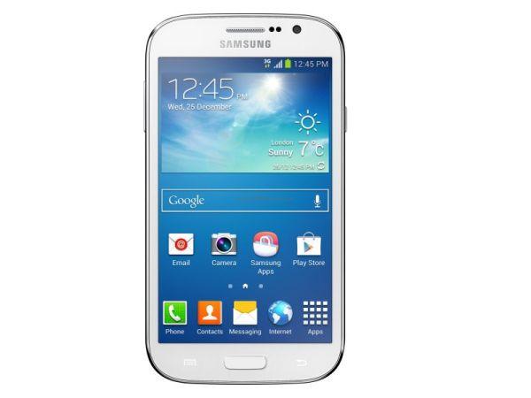 Samsung представила смартфон Galaxy Grand Neo