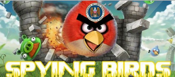 Сайт Angry Birds был взломан из-за шпионского скандала
