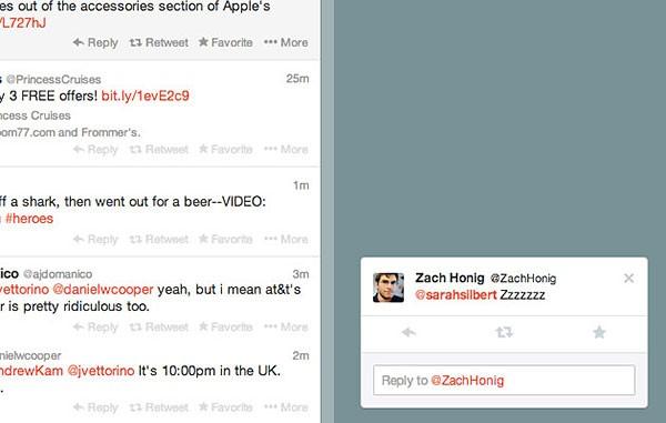 Twitter экспериментирует со всплывающими уведомлениями в веб