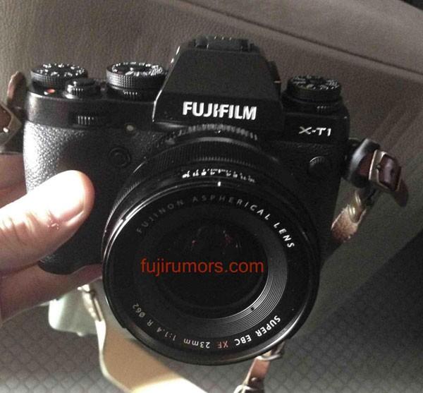 «Живые» фото профессиональной беззеркалки Fujifilm X-T1