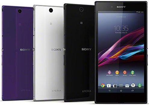 Официально представлен планшет Sony Xperia Z Ultra