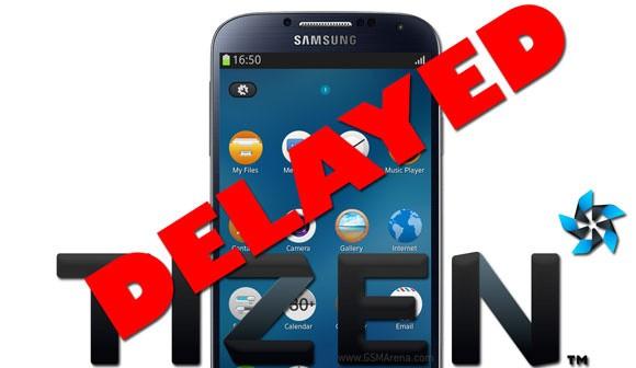 Samsung: выход Tizen-смартфона откладывается