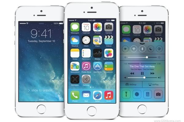 Apple: «черный экран смерти» исчезнет с выходом iOS 7.0.5