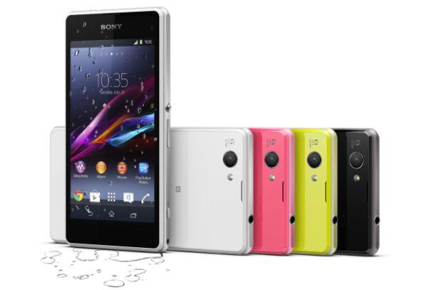 Sony Xperia Z1 Compact выходит в России