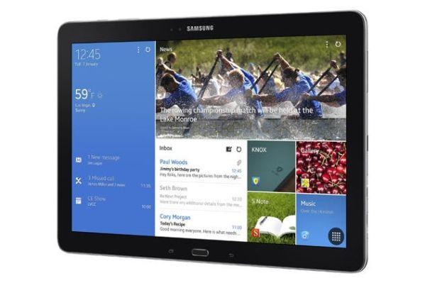 Стали известны рублевые цены на Samsung Galaxy Tab PRO