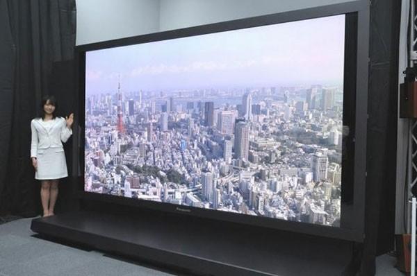 В Японии испытали телетрансляцию в формате Super Hi-Vision