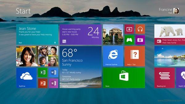Windows 8.1 Update 1 выйдет 11 марта