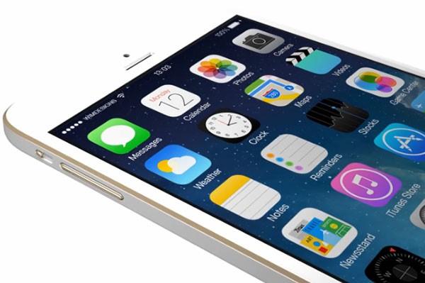 Концепт Apple iPhone 6 с оптическим стабилизатором на камере