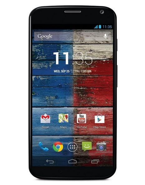 Смартфон Motorola Moto X сильно упал в цене