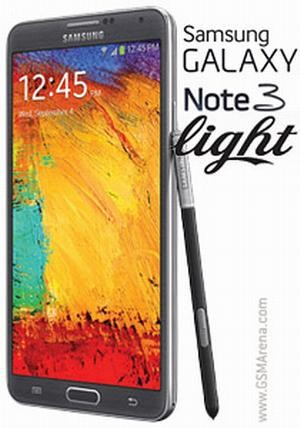 Новые подробности о смартфоне Samsung Galaxy Note 3 Lite