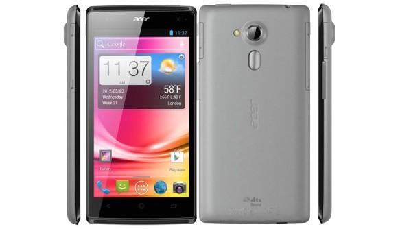 Acer представила смартфон Liquid Z5