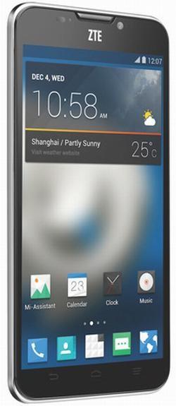 CES 2014: анонс смартфона ZTE Grand S II