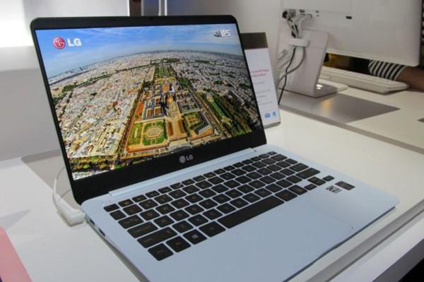 CES 2014: ультрабук LG Ultra PC весит меньше килограмма