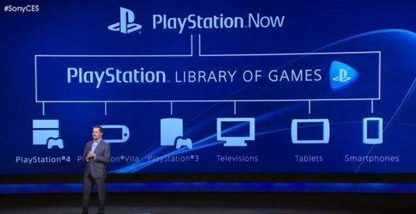 CES 2014: сервис PlayStation Now – революция в мире игр
