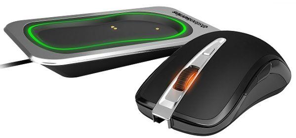CES 2014: игровая мышь SteelSeries Sensei Wireless