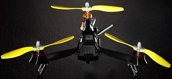 Представлен доступный беспилотник Pocket Drone