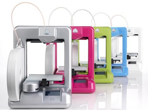 Пять 3D-принтеров стоимостью менее 100 тыс. рублей