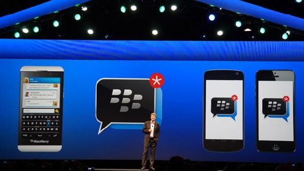 BlackBerry назвала Windows Phone непопулярной платформой
