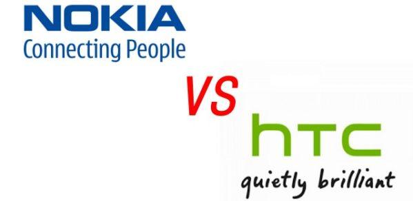 Nokia и HTC заключили союз