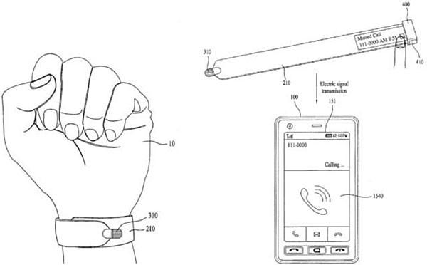 LG запатентовала смарт-часы со стилусом