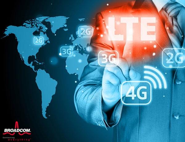 Broadcom представил LTE-платформы для бюджетных смартфонов