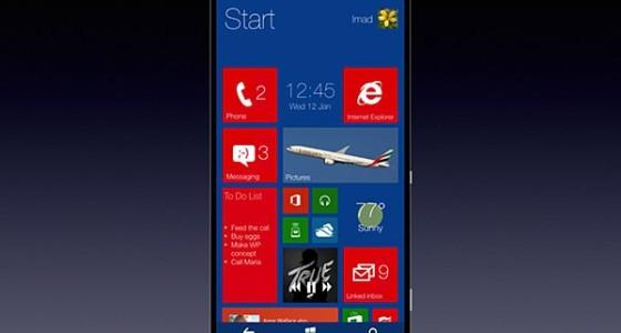 Концепты смартфонов Sony Vaio M1 и M2 под Windows Phone 8.1