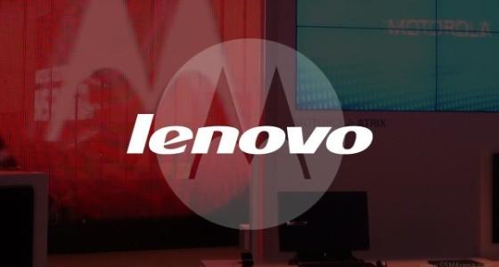 Lenovo возродит бренд Motorola