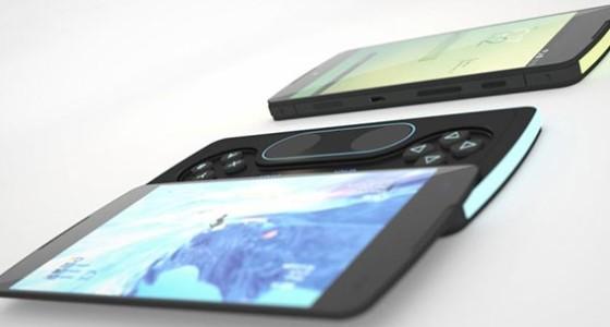 Концепт Nexus P3 со сменной выдвижной панелью