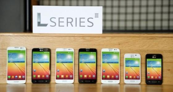 LG подтвердила появление третьего поколения смартфонов серии L на MWC 2014
