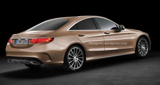 Концепт-кары Mercedes-Benz CLC и C-Class Coupe