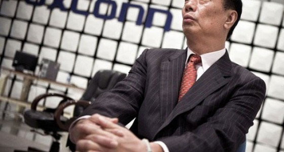 Foxconn станет поддерживать стартапы своих сотрудников