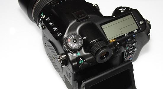 Pentax 645D II – фотоаппарат по цене недорогого автомобиля