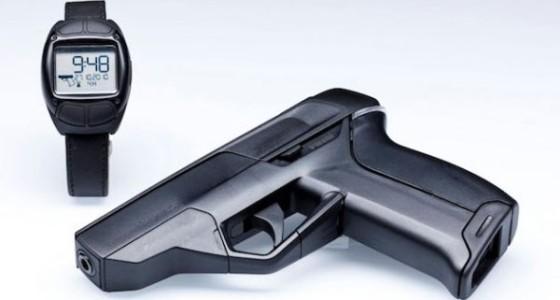 В продажу поступил «умный» пистолет Armatix