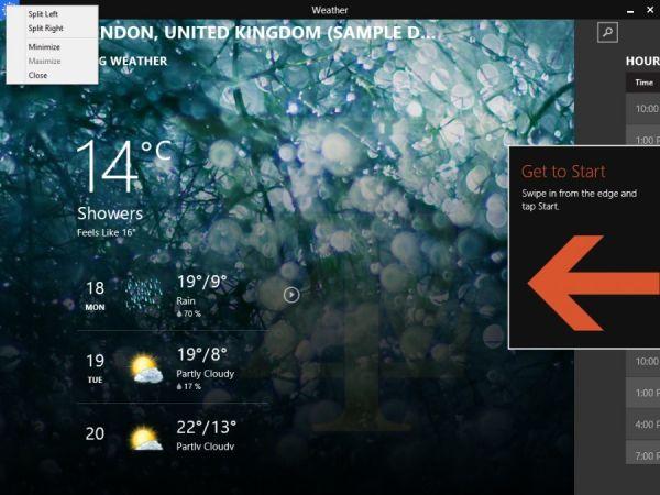 Windows 8.1 Update 1 вернет стандартный интерфейс Windows