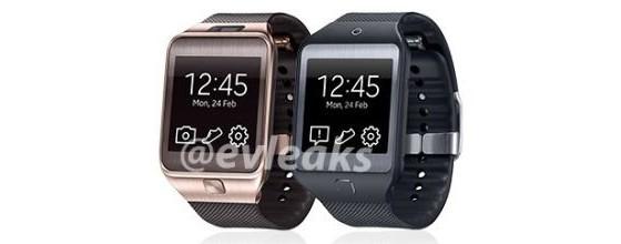 Фото часов Samsung Galaxy Gear 2 и Galaxy Gear 2 Neo «утекли» в Сеть