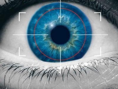Alcatel и IriTech научат планшет распознавать радужную оболочку глаза