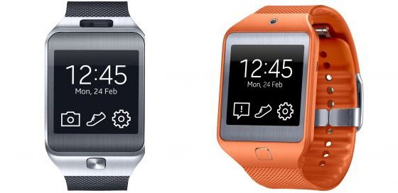 Samsung официально представила новые смарт-часы  Galaxy Gear 2 и Galaxy Gear 2 Neo