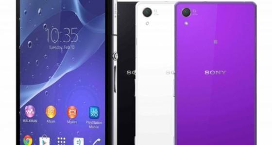 MWC 2014: Sony представила новый флагман – Xperia Z2
