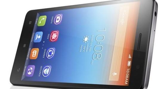 MWC 2014: Lenovo анонсировала три бюджетных смартфона серии S