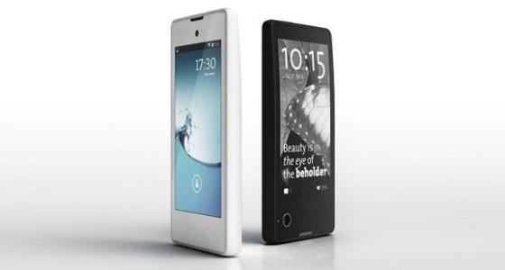 MWC 2014: второй дисплей Yotaphone стал сенсорным