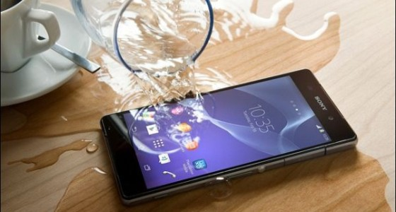 Sony Xperia Z2: первый взгляд на новый флагман