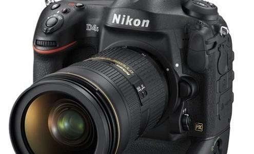 Nikon представила камеру D4S