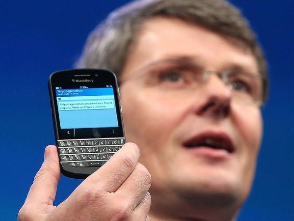 BlackBerry уверяет, что компания продолжит свою деятельность