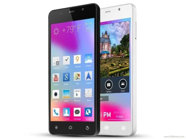 Представлен смартфон Blu Life Pure Mini