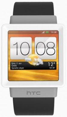 HTC всерьез работает над смарт-часами