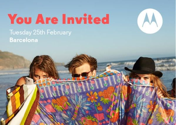 Motorola примет участие в MWC 2014