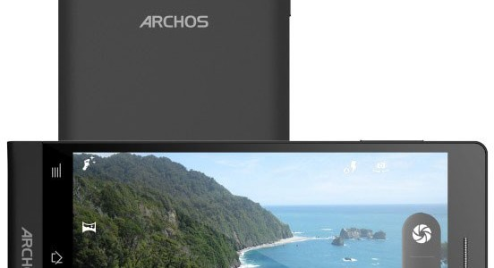 Archos представил планшет Helium 4G и 8-ядерный смартфон Oxygen